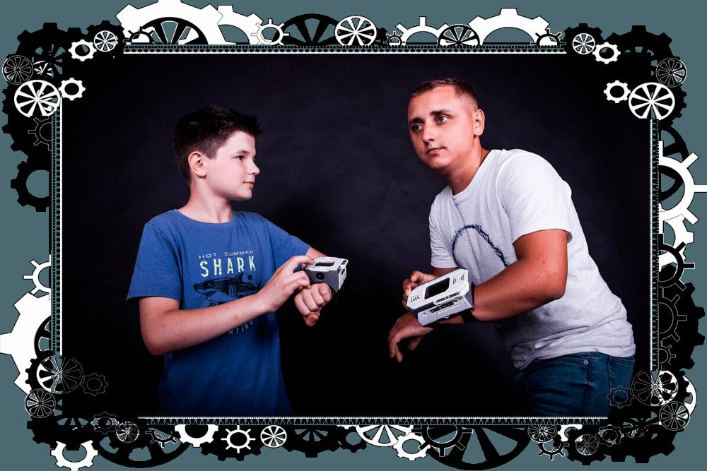 Активная игра для подростока Freeze в Харькове
