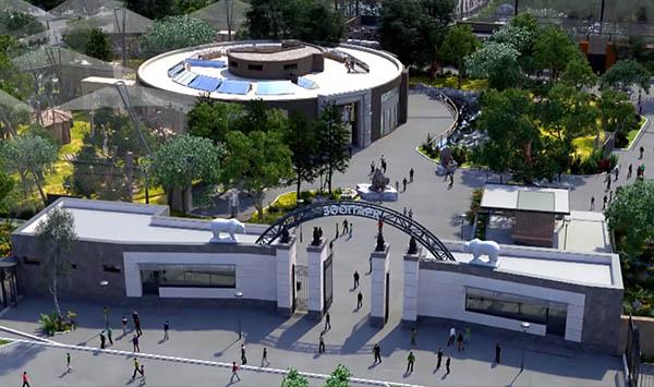 каким будет выглядеть харьковский зоопарк после открытия