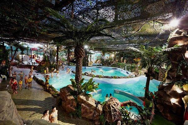 аквапарк джунгли в харькове принимает гостей