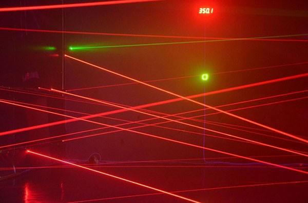 лазерный лабиринт в харькове