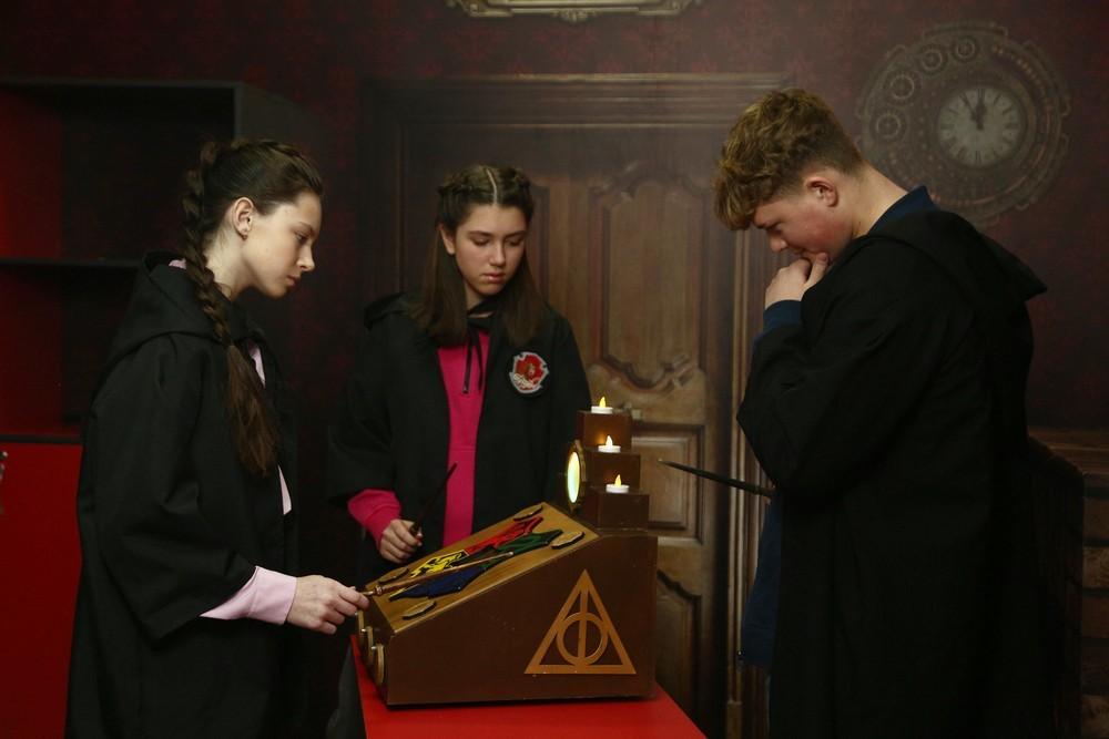 Квест Гарри Поттер в Харькове