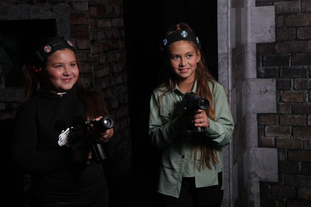 Лазертаг в Харькове